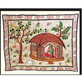 Folk Art Needle Work Bengal India