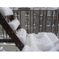 snow weather white cold seasons outdoors steps
