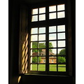 door view chapel windowclub window clemenswerth germany