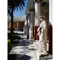 Peristyle of the Muses in Corfu