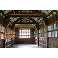 Long gallery Little Moreton Hall