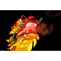 china lights emmen dragon smoke