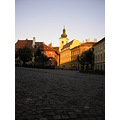 sibiu church panorama transylvania transilvania romania center building