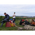 Rest picking Beaujolais