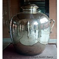 gangajali jar ganges water silver jar city palace rajasthan india