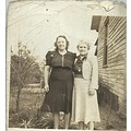 Jesse and my grandmother Ina Smith Grogan