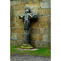 castle bad bentheim germany crucifix