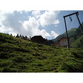 Wailking the way down of a mountain in Austria 3/4
