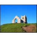 burrowmump ruin somerset englishrose mmmstreaker