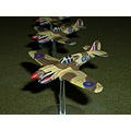 1144 scale model mini aircraft