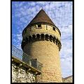 tower france cluny architecture