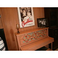 "WB Studios Burbank CA - Sam's ""As Time Goes By"" instrument - The camera adds 24 keys"