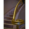 shapesfriday handrail spiral water color