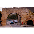 roman arch lincoln newport archaeology