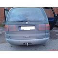 vw volkswagen sharan dirty village