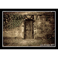 Remnants Door Wall Stone Whalley Abbey Spideyj