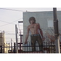 Venice Beach, Cali. Painting on wall by our parking spot.