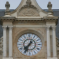 clock luxembourg city