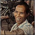 china teeth smile
