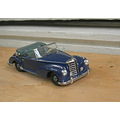 Mercedes Benz diecast 143 scale model car minichamps