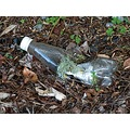 plastic bottle rubbish