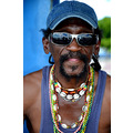 zuiderdam cruise willemstad curacao man portrait