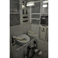 kennedy space center florida nasa astronaut spaceship bathroom toilet