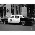 cop car bw vroom