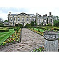 Coombe Abbey Hotel Gardens Coventry UK