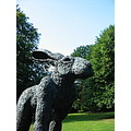ysp hares sculpture rabbit
