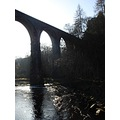 featherstonecastle Haltwhistle N England winter bridge