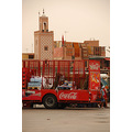 Mosque CocaCola Coca Cola Marrakesh Morocco Traditional vs Modern