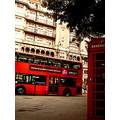 london red double decker telephone symbol