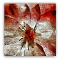 abstract flower mellie