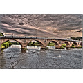 Smeatons bridge Perth Scotland ad 1771