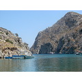 Greece Kalymnos harbour nature