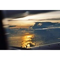*****AERIAL THE GOLDEN REFELECTION SHOT*****