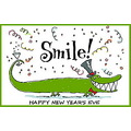 florida alligator green newyear
