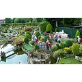 england beaconsfield bekonscot architecture airplanes people