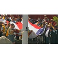 Star Spangled Lovelock  July 4, 2007 at 2 p.m. the Lions Club raised a 20X30 foot flag, honorin...