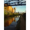 coventry canal industrial factory reflectionthursday canalclub