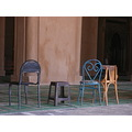 Chairs Mosque Cairo