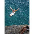 Igor Martinovic cliff jumping petrovac