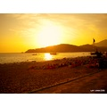 sunset olu deniz sea ocean water