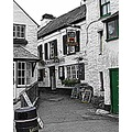 The Three Pilchards Polperro Pub Inn HDR 2011rob