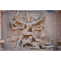 Stone Carving on Feminine Power India