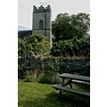 Church Ireland Garden Rural Rustic