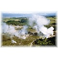 Geothermal Field Taupo