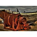 Boat brighton rust machine