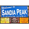 new mexico blog 7 sandia peak signs